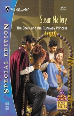 The Sheik and the Runaway Princess by Susan Mallery