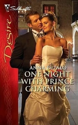 One Night with Prince Charming (Aristocratic Grooms 2) by Anna DePalo
