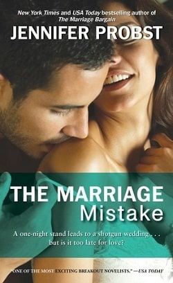 The Marriage Mistake (Marriage to a Billionaire 3) by Jennifer Probst