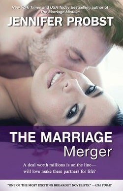 The Marriage Merger (Marriage to a Billionaire 4) by Jennifer Probst