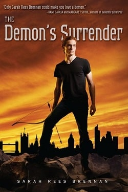 The Demon's Surrender (The Demon's Lexicon 3) by Sarah Rees Brennan