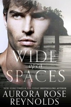 Wide Open Spaces (Shooting Stars 2) by Aurora Rose Reynolds
