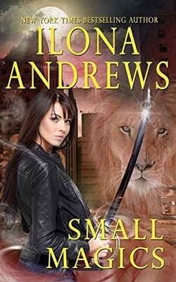 Grace of Small Magics by Ilona Andrews
