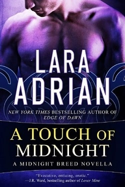 A Touch of Midnight (Midnight Breed 0.5) by Lara Adrian